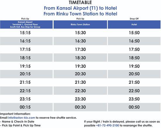 Aston Hotel Kansai Airport