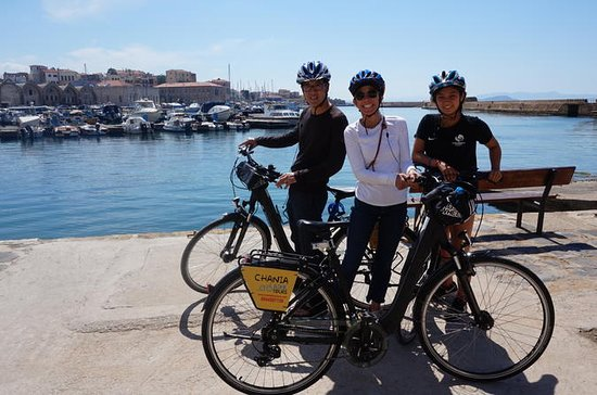 Esplora il tour in bici di Chania