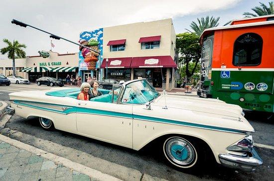 2 Hours Private Classic Car Tour of Miami Beach & Little Havana