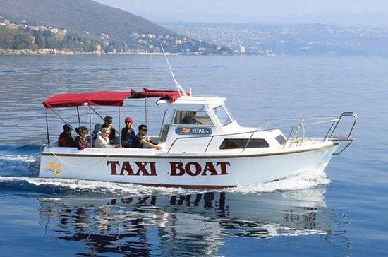 Vatten Taxi Korcula