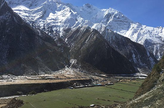 Manaslu combined Tsum Valley Trek