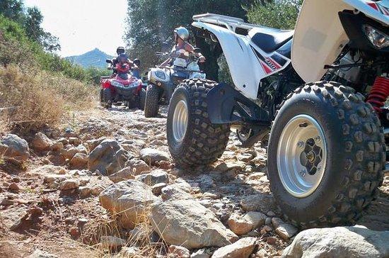 Tour de safári quadriciclo ATV