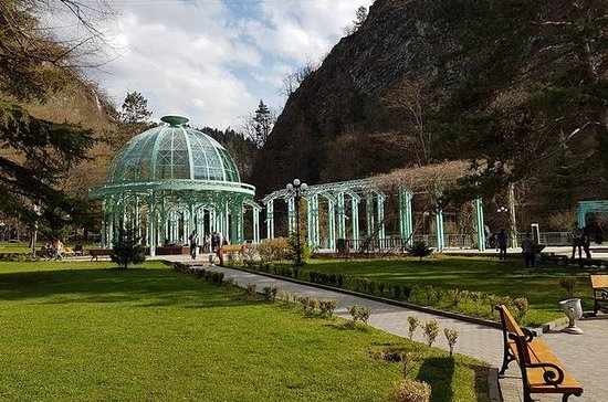 Discover Borjomi in one day