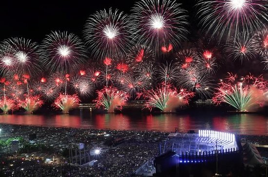 Get ready to 2019 New Year Eve in Rio...