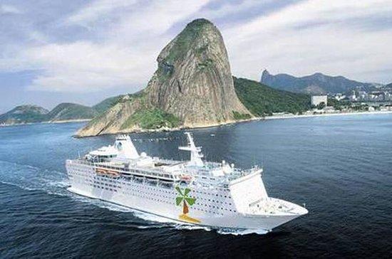 Pre eller Post cruise Corcovado...