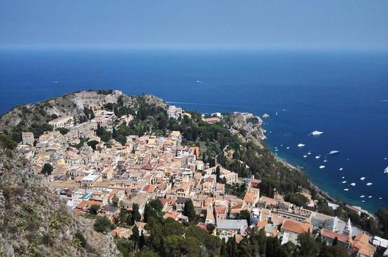 Taormina, Castelmola, Giardini...