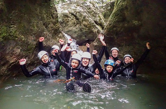 Canyoning familiare