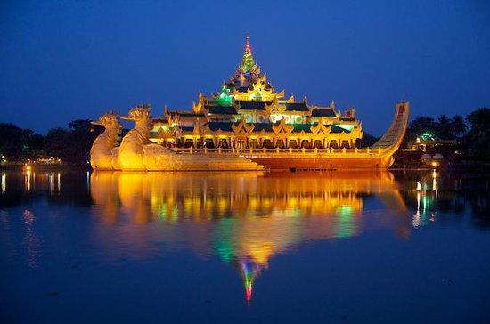 Skönheten i Myanmar