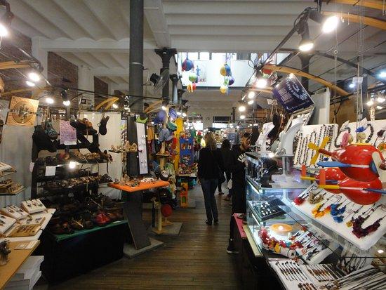 Mercado de los Artesanos - Mercado de la Plaza