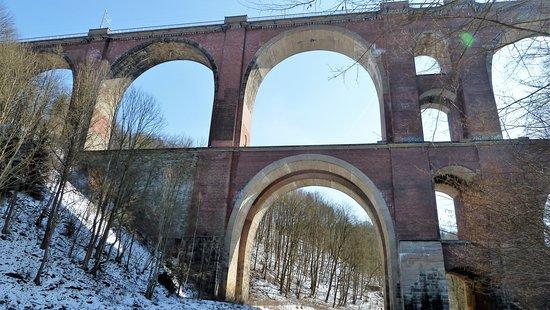 Elstertalbrücke: Baudenkmal