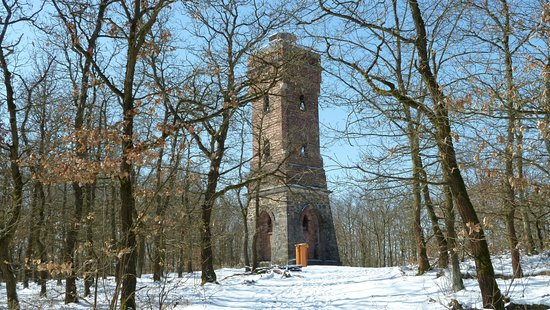 Poehl, Germany: Schöner Aussichtspunkt an der Talsperre