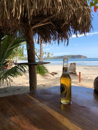 Nicoya, Costa Rica: My daily Imperial Silver beer