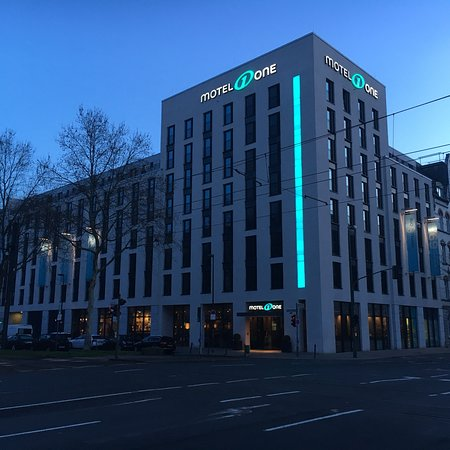 motel one düsseldorf hbf
