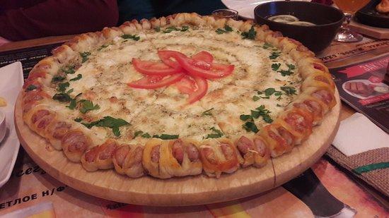 Kaizer Cafe: Пицца