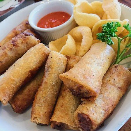 Concha S Garden Cafe Review