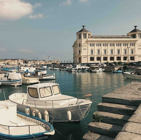 Ortigia Island Excursion