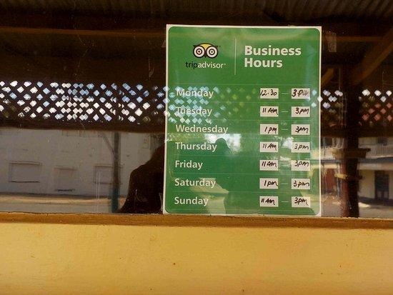 Northam Heritage Centre - Old Northam Railway Station: Official hours not always followed