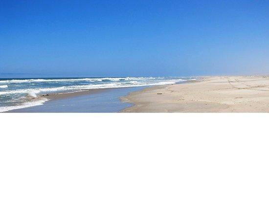 Hentiesbaai, Namibia: Unberührte Sketettküste