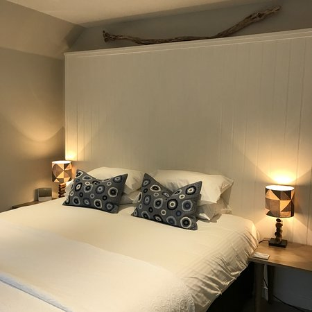 Strathtay, UK: Luxury double room at Riverwood