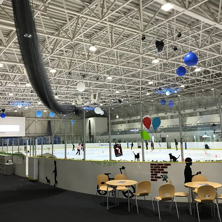 Niigata Asahi Alex Ice Arena