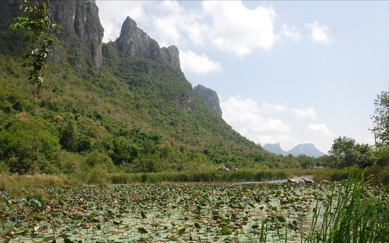 Kui Buri, Tajlandia: Khao Sam Roi Yot National Park