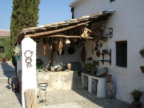 Casa Museo Lorca Valderrubio. Pozo