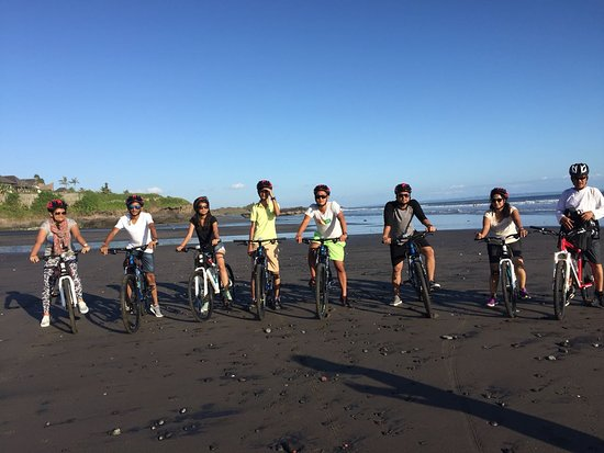 Village Sunset Cycling with Bali Paradise Squad