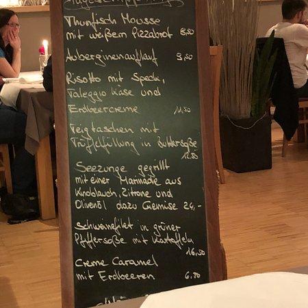 Krumbach, ألمانيا: Super Abendessen..