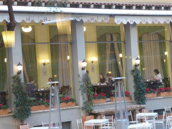 Britannia Hotel Rome Tripadvisor