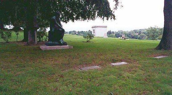 Valhalla, NY: Kensico Cemetery