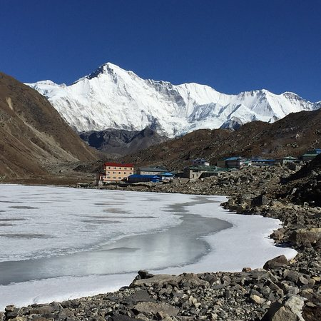 Gokyo, نيبال: photo0.jpg