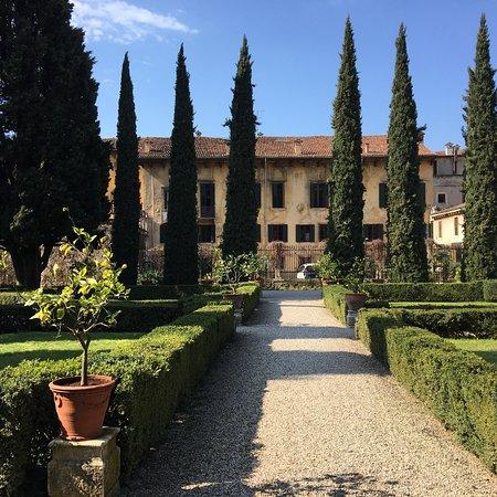 Palazzo giardino giusti verona it lie recenze for B b giardino giusti verona