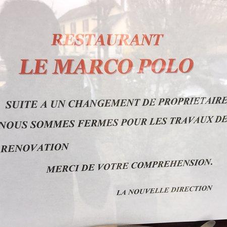Saint-Michel-Sur-Orge, France: Marco Polo