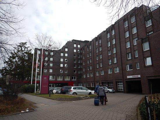 Crowne Plaza Hamburg City Alster Hotel