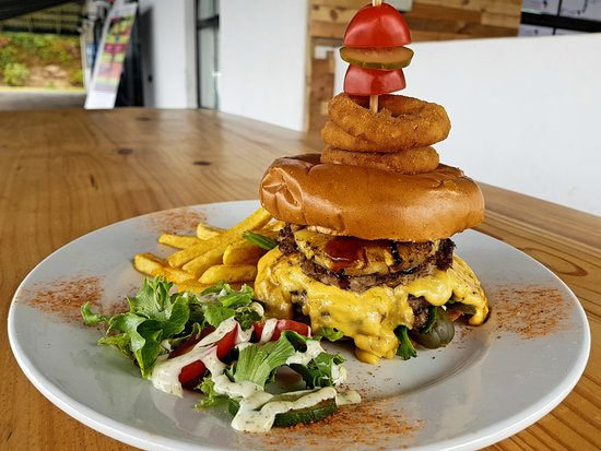 Koelenhof, South Africa: The Red Roof Gourmet Burger