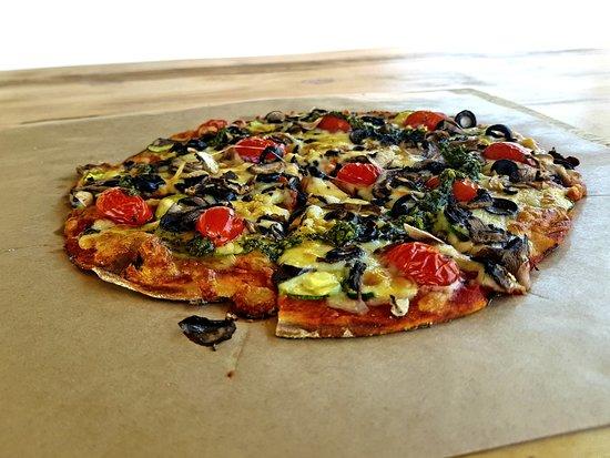 Koelenhof, South Africa: Vegetarian Pizza