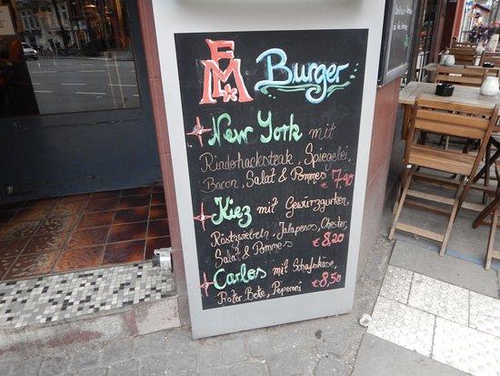 Del af menu