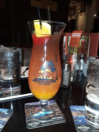 Hard Rock Cafe Atlanta Reviews