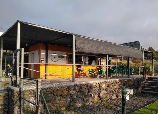 Kiosco Minigolf La Palma