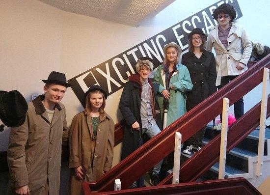 Basingstoke Escape Room