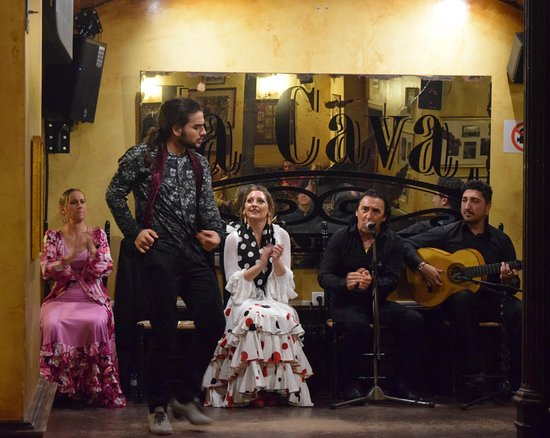 La Cava Taberna Flamenca: This is a lesson on being real man and on what women are about.