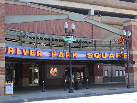 River Park Square In Spokane Picture