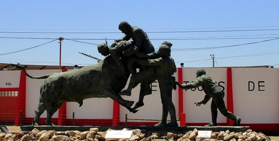 Monumento ao Forcado