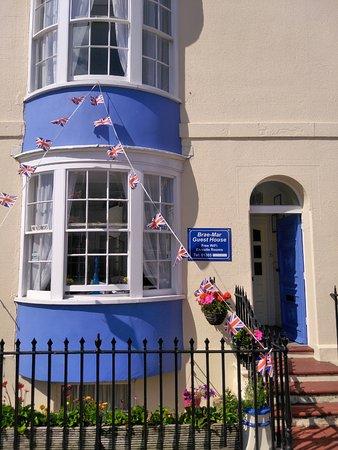 Braemar Guesthouse, Weymouth, Dorset
