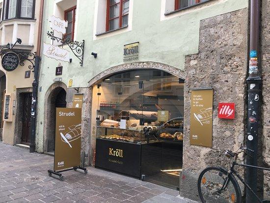 Strudel-Cafe Kröll: Lecker und empfehlenswert