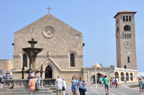 Prima Cristiana e ora ortodossa