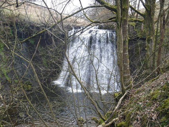 Aysgill Force