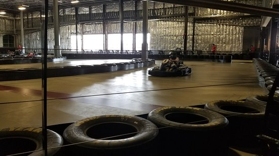JD Racing Indoor Karting