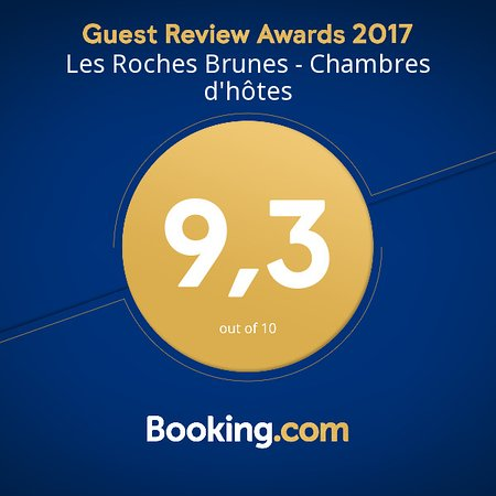 Fleurines, Γαλλία: Guest Review Awards 2017 de Booking.com