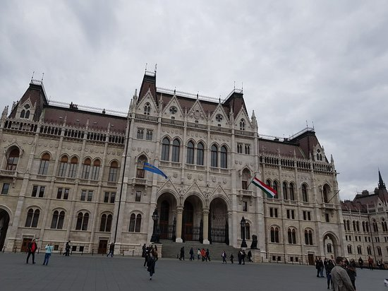 Very nice architecture Parlament